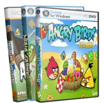 Angry Bird: The Anthology (2012/Eng/RePack by KloneB @ DGuY) (updated 27.01.2013)