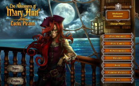 Adventures of Mary Ann: Lucky Pirates