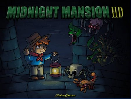Midnight Mansion HD (Episodes 1&2) [FINAL]