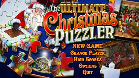 Christmas Puzzler