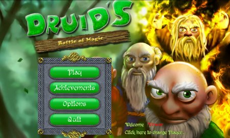 Druids: Battle of Magic [UPDATED-FINAL]