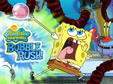 Spongebob Bubble Rush