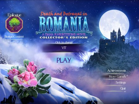 Death and Betrayal in Romania 5: A Dana Knightstone Novel Collector's Edition
