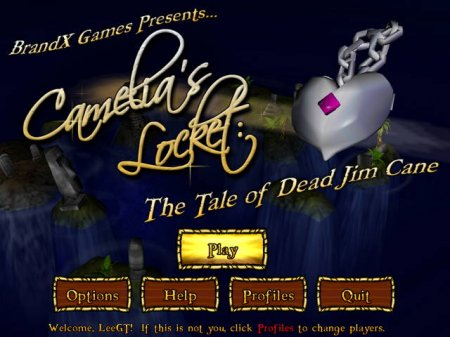 Camelia's Locket: The Tale of Dead Jim Cane