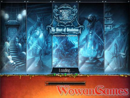 Myths of the World 6. The Heart of Desolation Collectors Edition