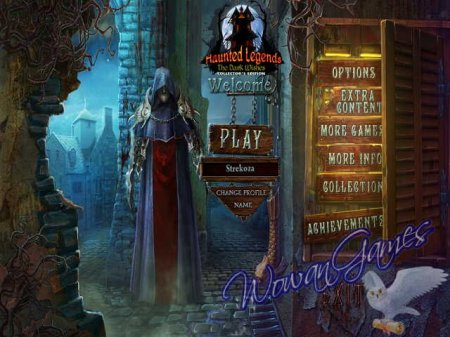 Haunted Legends 6. The Dark Wishes CE