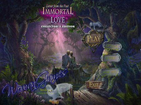 Immortal Love. Letter From The Past Collectors Edition