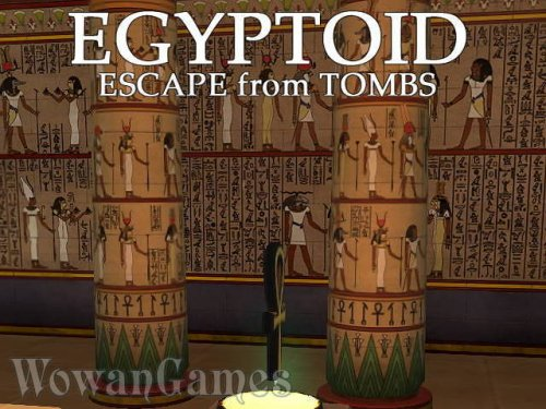 Egyptoid. Escape from Tombs