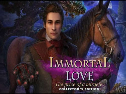 Immortal Love 2. The Price of a Miracle Collector's Edition