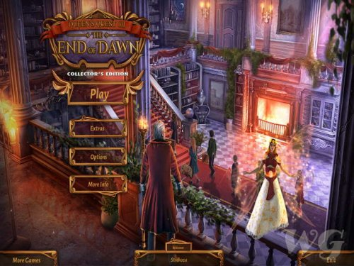 Queen's Quest 3. The End of Dawn Collector's Edition