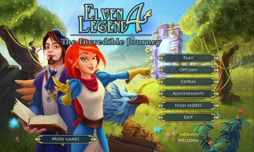 Elven Legend 4: The Incredible Journey Collector's Edition (Исправленная версия)