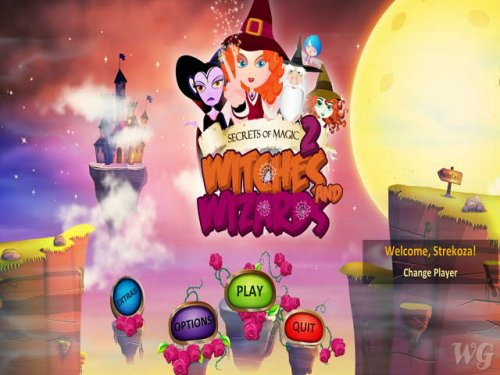 Secrets of Magic 2. Witches and Wizards