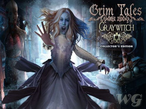 Grim Tales 12. Graywitch Collectors Edition