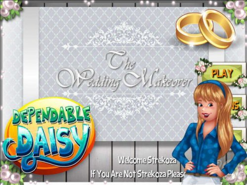 Dependable Daisy. The Wedding Makeover