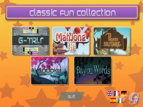 Classic Fun Collection