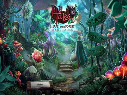 Tiny Tales. Heart of the Forest Collector's Edition