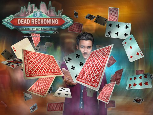 Dead Reckoning 7. Sleight of Murder Collectors Edition
