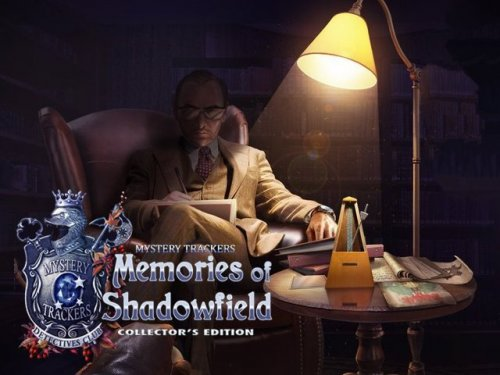 Mystery Trackers 13. Memories of Shadowfield Collectors Edition