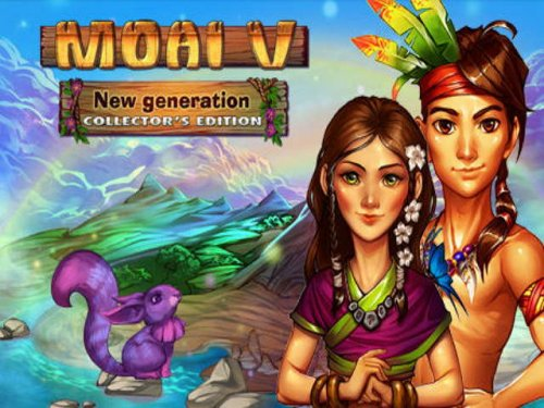 Moai 5. New Generation Collector's Edition
