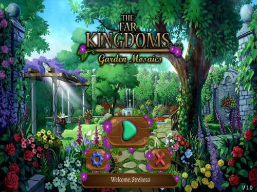 The Far Kingdoms 8. Garden Mosaics