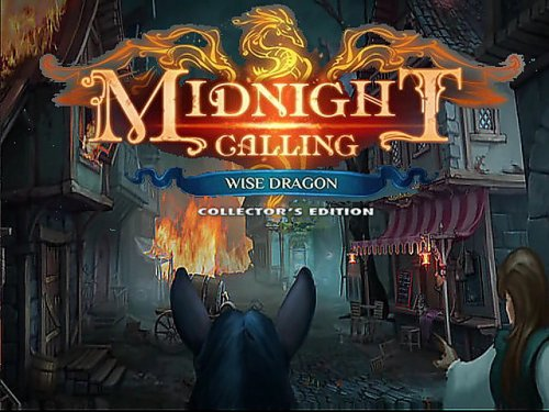 Midnight Calling 4: The Wise Dragon Collector's Edition