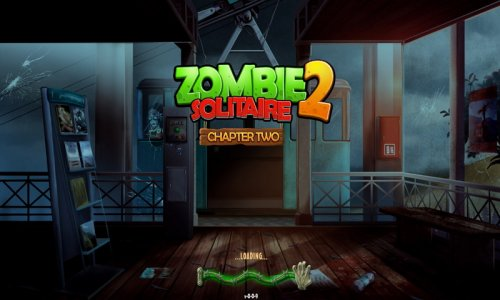 Zombie Solitaire 2: Chapter Two