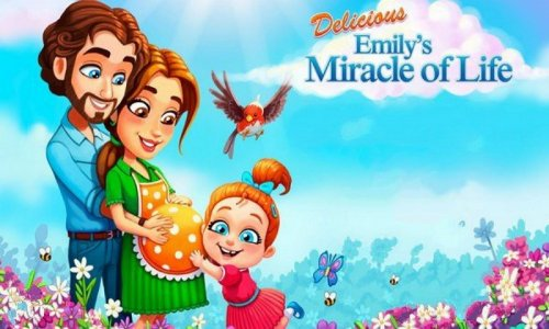 Delicious 15. Emilys Miracle of Life Platinum Edition