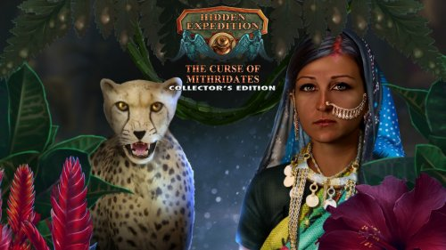 Hidden Expedition 15: The Curse of Mithridates Collectors Edition