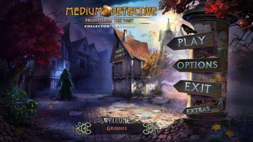 Medium Detective: Fright from the Past Collector's Edition