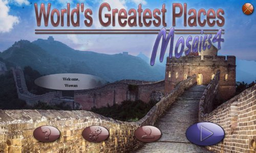 Worlds Greatest Places Mosaics 4