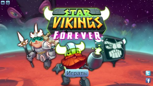 Star Vikings Forever RUS (МУЛЬТИЯЗЫЧНАЯ)