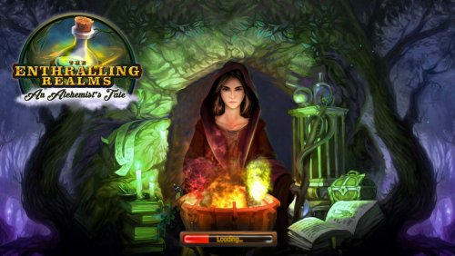 The Enthralling Realms: An Alchemists Tale