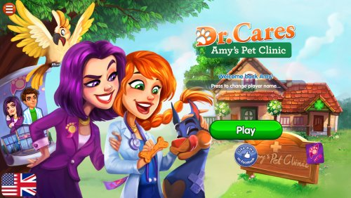 Dr. Cares 2: Amys Pet Clinic Collectors Edition (Multi)
