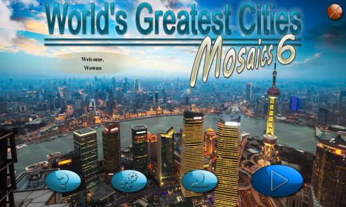 Worlds Greatest Cities. Mosaics 6