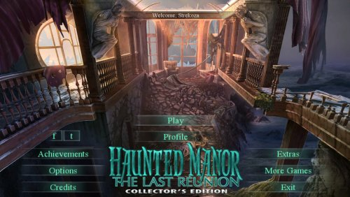 Haunted Manor 4: The Last Reunion Collector's Edition
