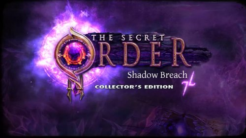 The Secret Order 7: Shadow Breach Collector's Edition