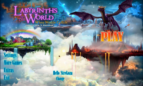 Labyrinths of the World 8: When Worlds Collide Collector's Edition