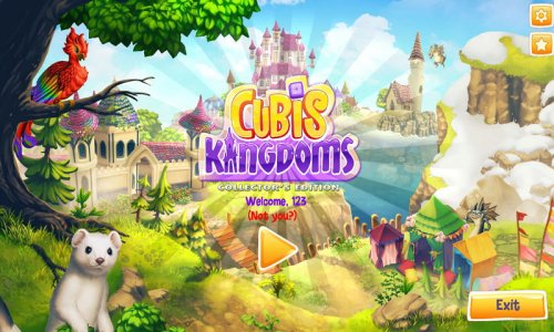 Cubis Kingdoms Collectors Edition