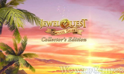 Jewel Quest 7. Seven Seas Collector's Edition