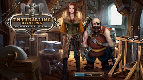 The Enthralling Realms 3: The Blacksmith's Revenge