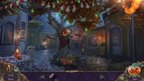 Haunted Manor 5: Halloween's Uninvited Guest Collector's Edition
