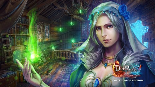 Dark Parables 15: The Match Girl's Lost Paradise Collector's Edition