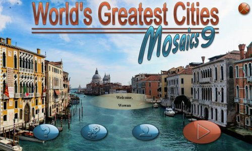 Worlds Greatest Cities Mosaics 9