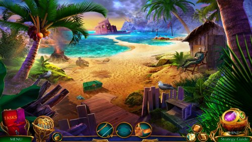 Labyrinths of the World 9: Lost Island Collector's Edition