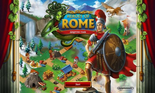 Heroes of Rome: Dangerous Roads