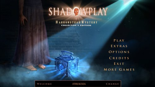 Shadowplay 4: Harrowstead Mystery Collectors Edition