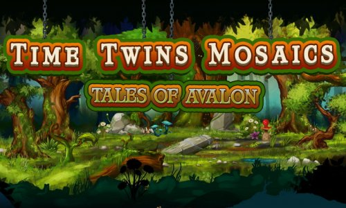 Time Twins Mosaics 3: Tales of Avalon