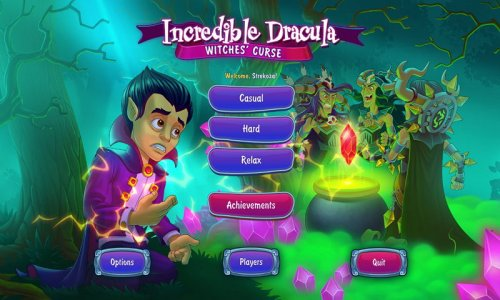 Incredible Dracula 7: Witches' Curse