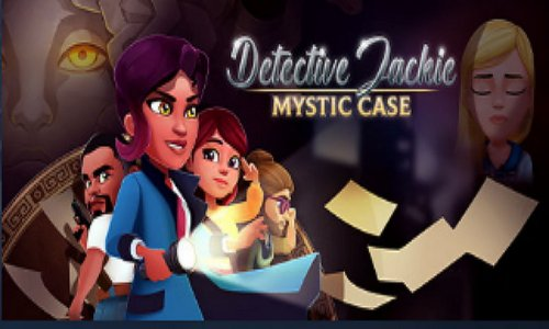 Detective Jackie: Mystic Case Collector's Edition (RUS)