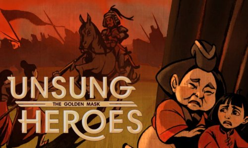 Unsung Heroes: The Golden Mask Collector's Edition RUS